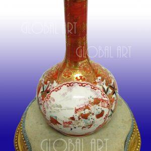 """""""KUTANI"""" - Vaso in porcellana"""